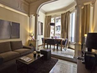 Apartamentos Palauet Tres Torres Барселона - Номер Люкс