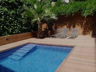 Apartamentos Palauet Tres Torres Барселона - Басейн