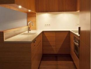 Apartamentos Palauet Tres Torres Барселона - Інтер'єр готелю