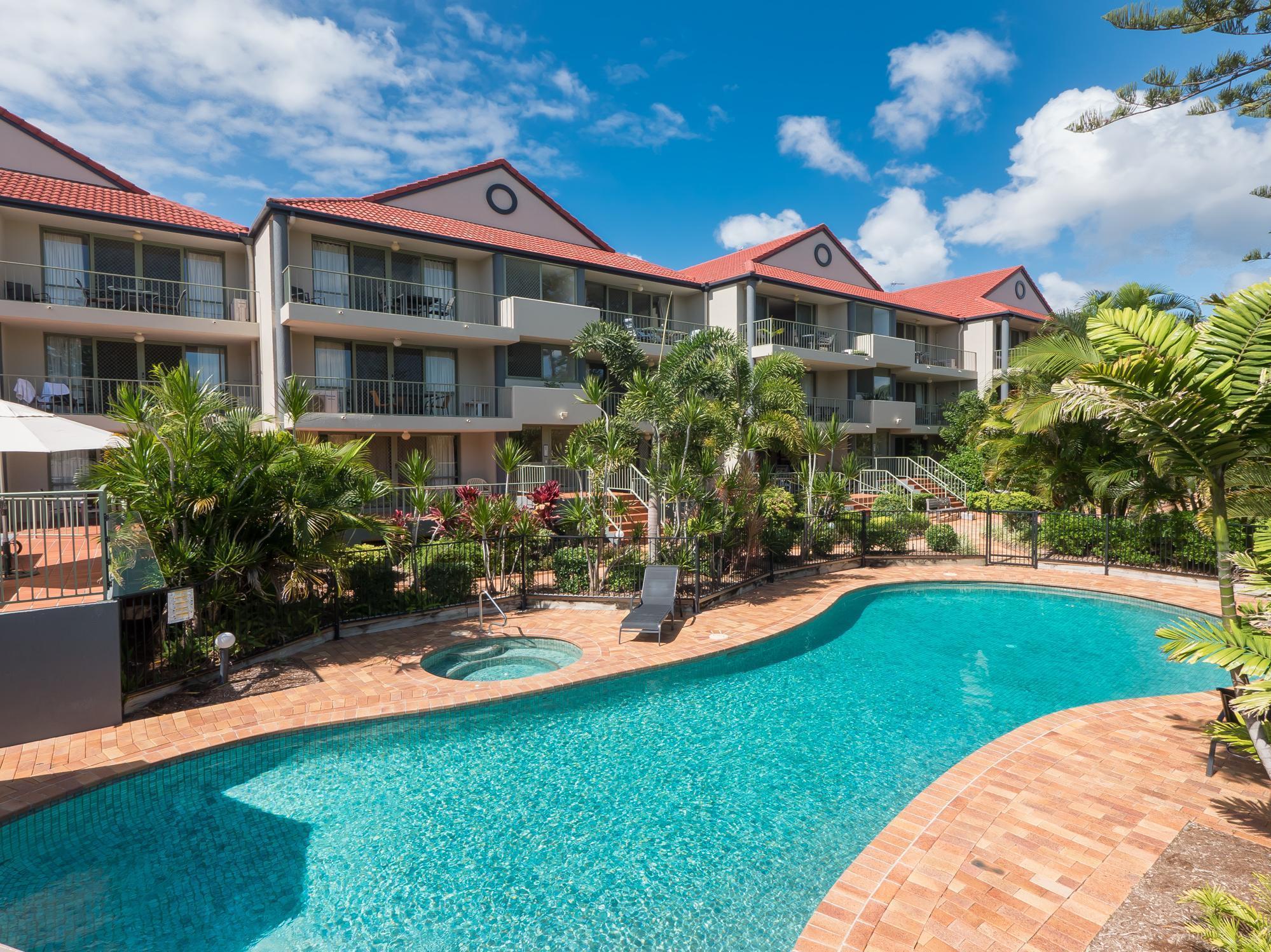 Montana Palms Holiday Apartments - Hotell och Boende i Australien , Guldkusten