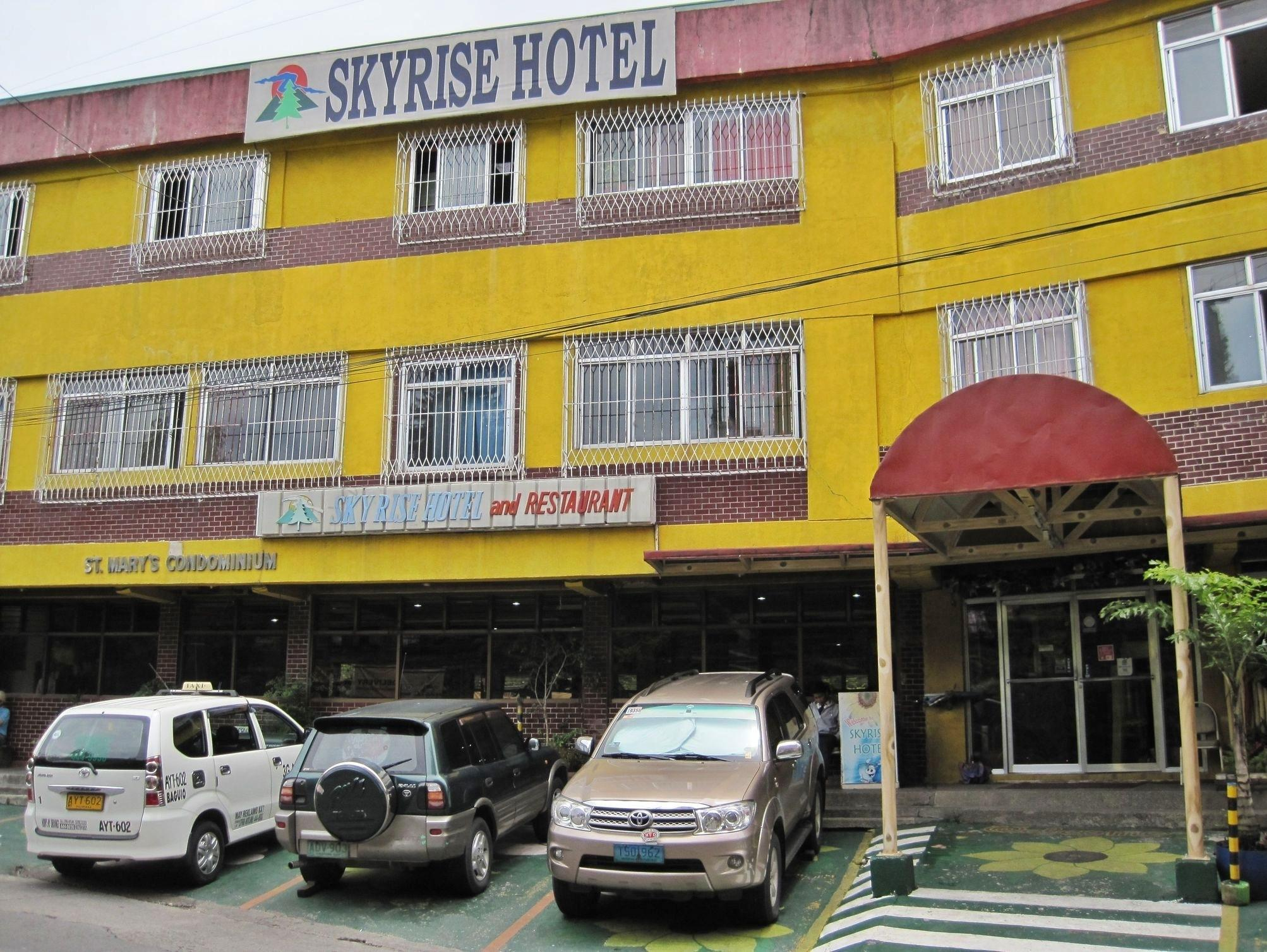 Skyrise Hotel Baguio City Proper Philippines Great Ed Rates