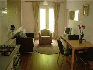 Villa Art Gyula - Living Room