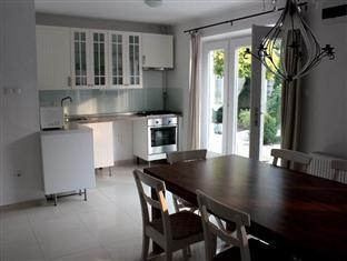 Villa Art Gyula - Kitchen