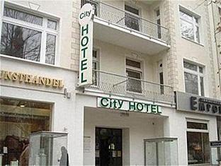 City Hotel Am Kurfuerstendamm Berlin - zunanjost hotela