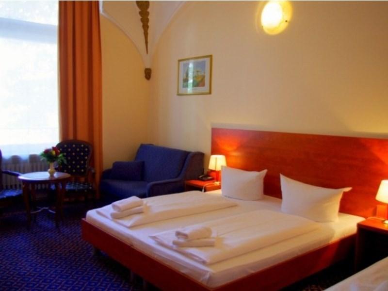 City Hotel Am Kurfuerstendamm - Hotell och Boende i Tyskland i Europa