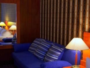 City Hotel Am Kurfuerstendamm برلين - غرفة الضيوف