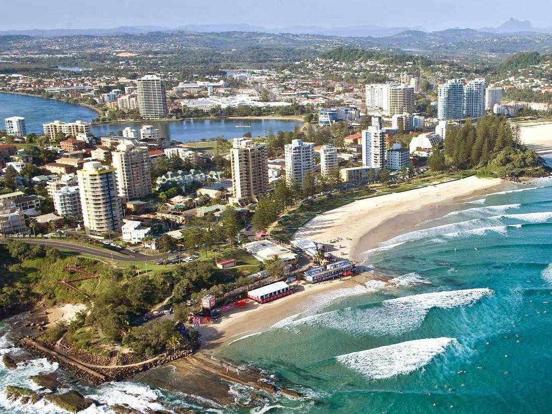 Rainbow Commodore Holiday Apartments - Hotell och Boende i Australien , Guldkusten