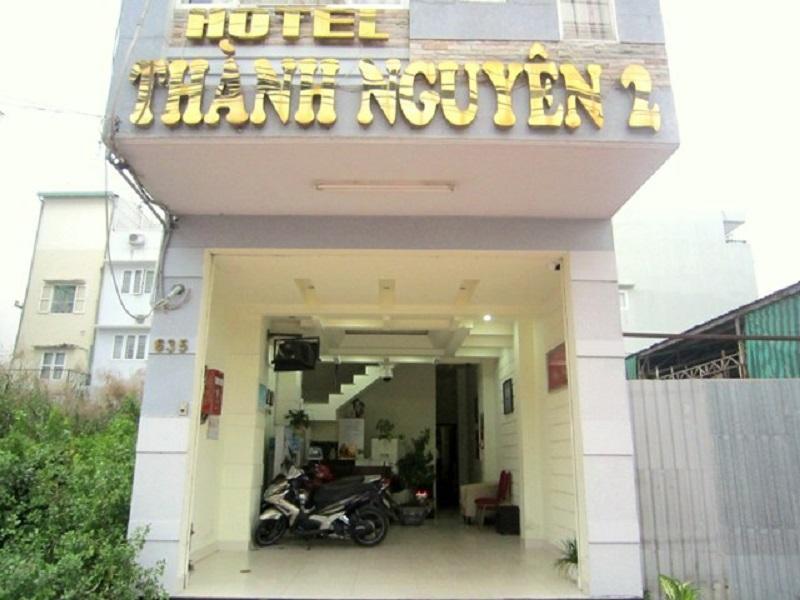 Thanh Nguyen Hotel 2 - Hotell och Boende i Vietnam , Ho Chi Minh City