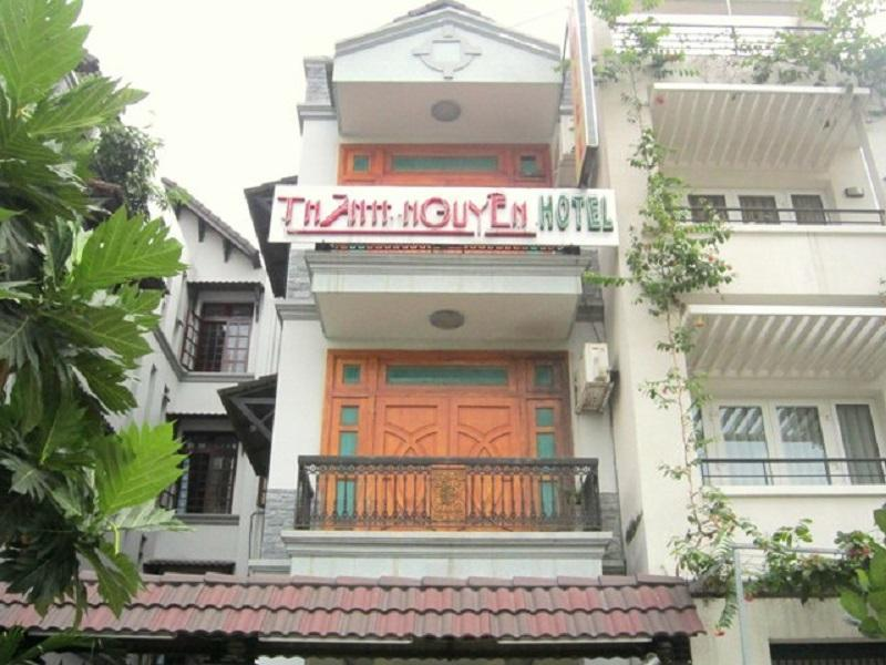 Thanh Nguyen Hotel 1 - Hotell och Boende i Vietnam , Ho Chi Minh City