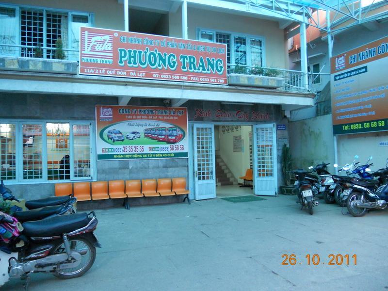 Phuong Trang Guest House - Hotell och Boende i Vietnam , Dalat