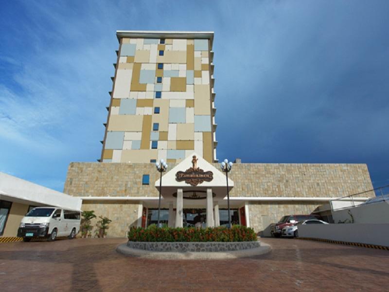 Pamulinawen Hotel لواج