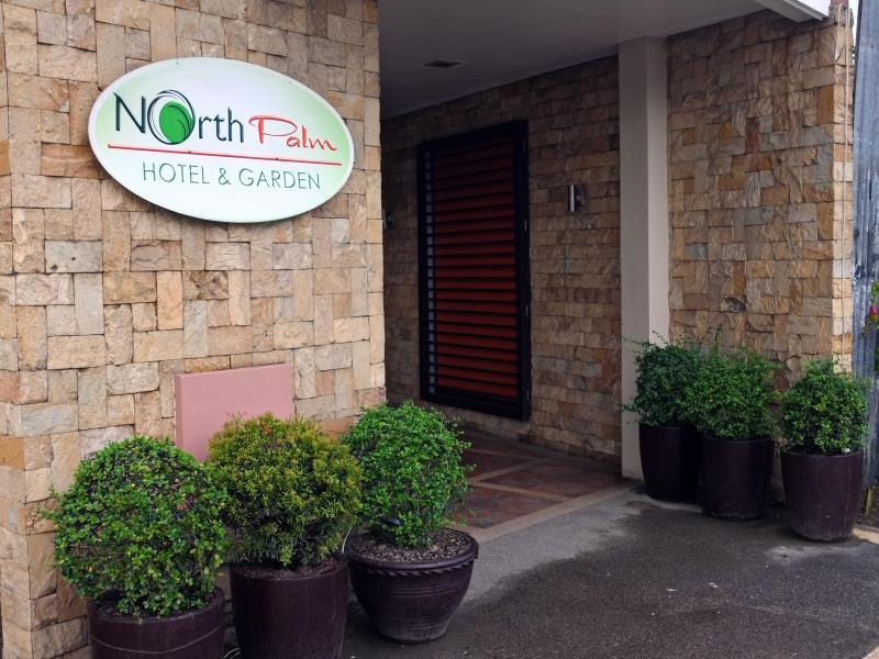 North Palm Hotel and Garden Davao City - Hotellet indefra