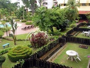 Casa Rachado Beach Resort Port Dickson - Garden