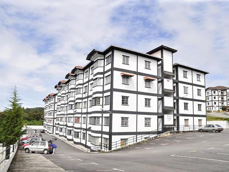 Silverstar Apartment @ Greenhill Resort