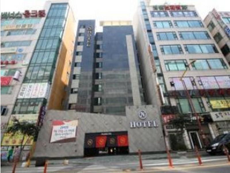 โรงแรม เอ็น บูชอน  (Hotel N Bucheon)