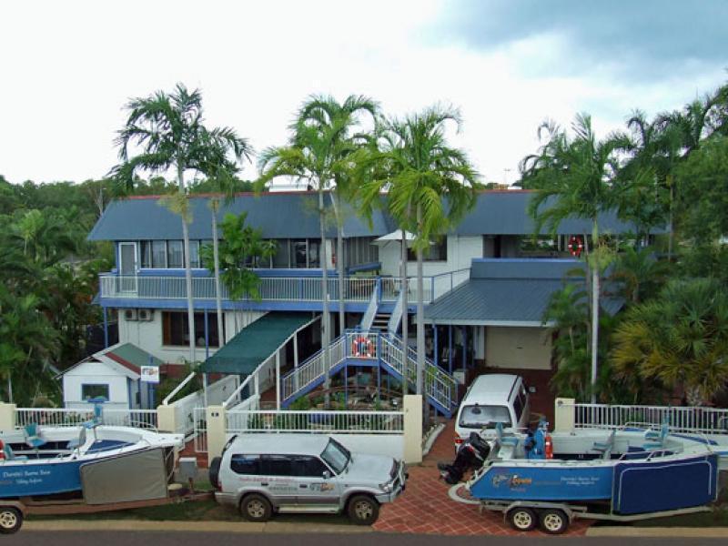 Darwin Barra Base Bed & Breakfast - Hotell och Boende i Australien , Darwin