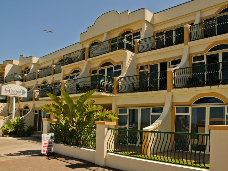 Beach Front Motel - Hotels and Accommodation in New Zealand, Pacific Ocean And Australia