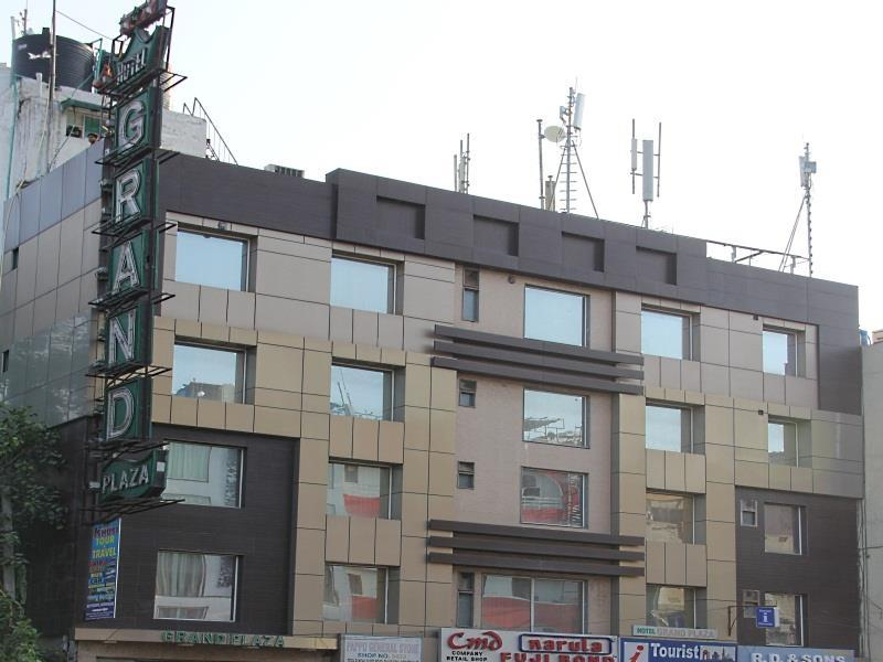 Hotel Grand Plaza - Pahar Gunj