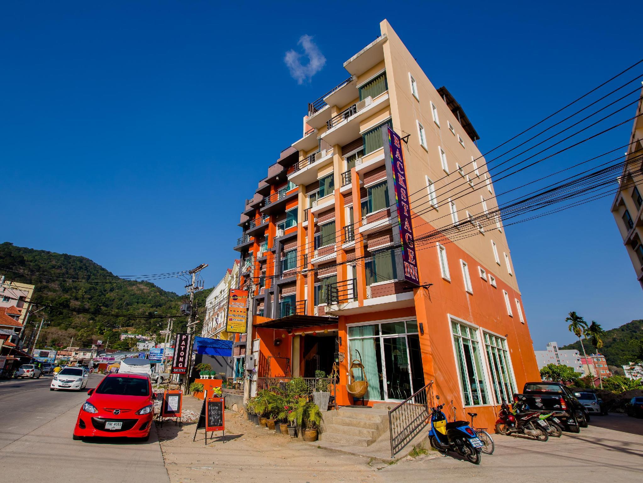 Hotell Backstage Inn i Patong, Phuket. Klicka för att läsa mer och skicka bokningsförfrågan