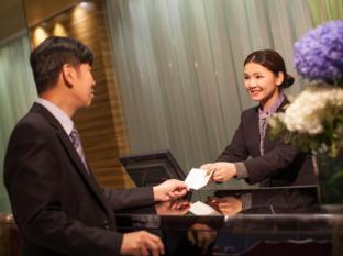 Park Hotel Hong Kong Hongkong - recepcija