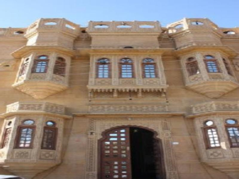 Hotel Bharat Villas - Hotel and accommodation in India in Jaisalmer
