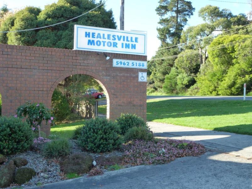 Healesville Motor Inn - Hotell och Boende i Australien , Healesville