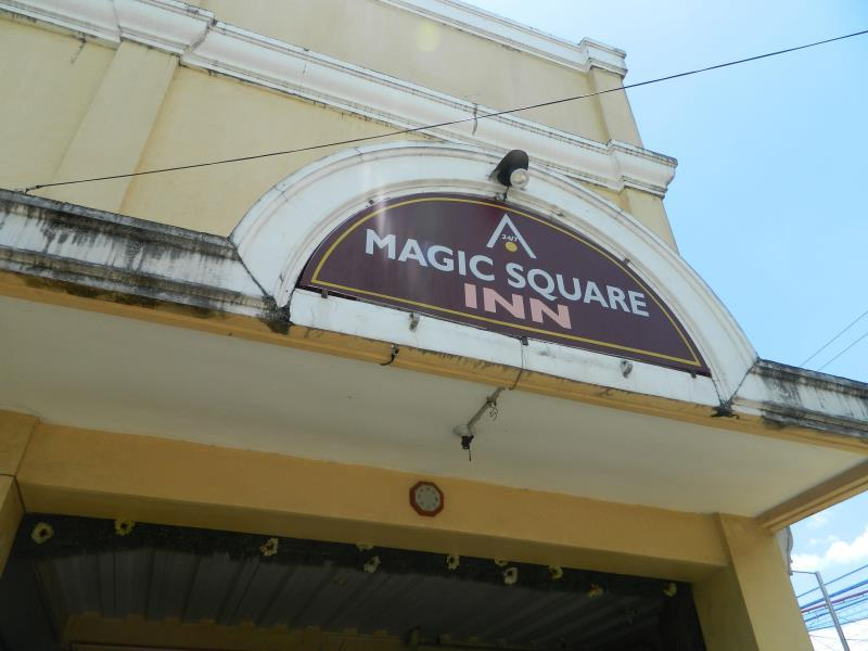 Magic Square Inn Bicol