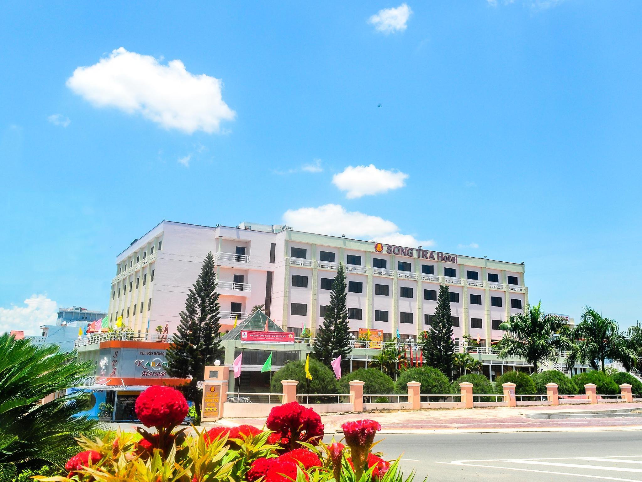 Petro Song Tra Hotel - Hotell och Boende i Vietnam , Quang Ngai