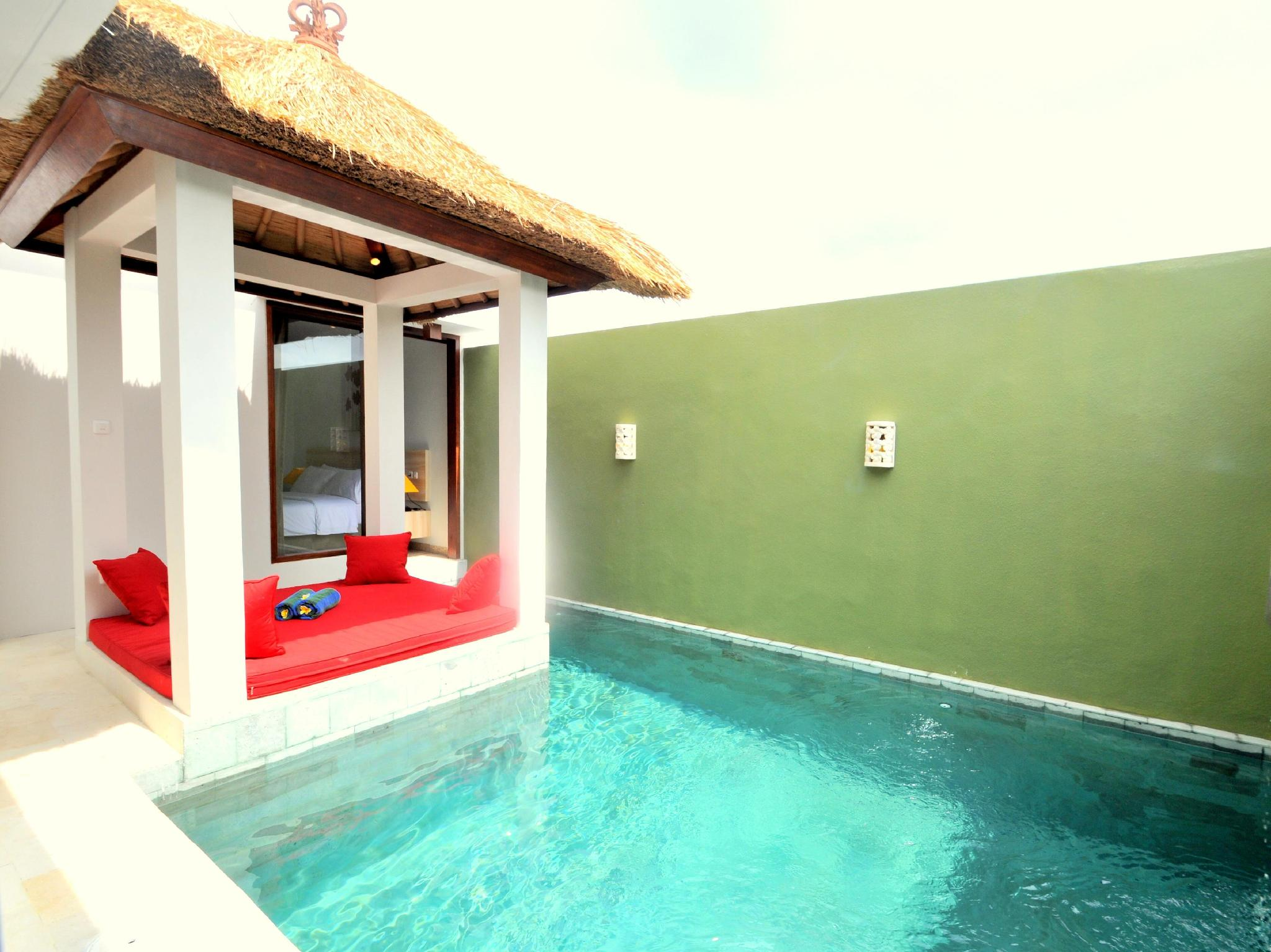 Jas Boutique Villas Bali - Guest Room