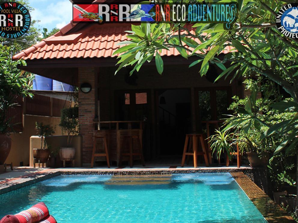 Hotell RNR Eco Adventures Padi Dive Resort   Hostel i Kata, Phuket. Klicka för att läsa mer och skicka bokningsförfrågan