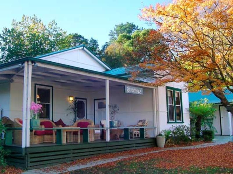 Strathvea Bed & Breakfast Guest House - Hotell och Boende i Australien , Yarra Valley