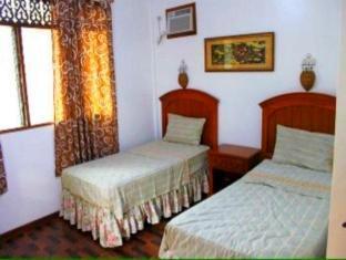 Panglao Tropical Villas בוהול - חדר שינה