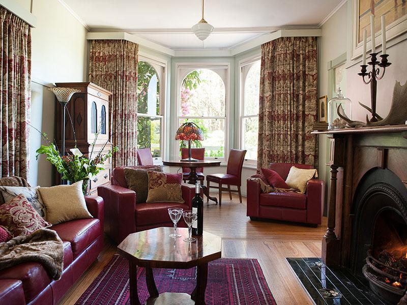 Woolrich Historic Garden Accommodation - Hotell och Boende i Australien , Mount Dandenong Ranges