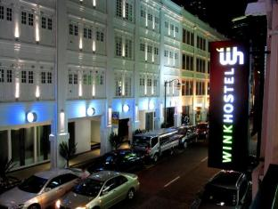 Wink Hostel Singapore - View Thru Winks Balcony