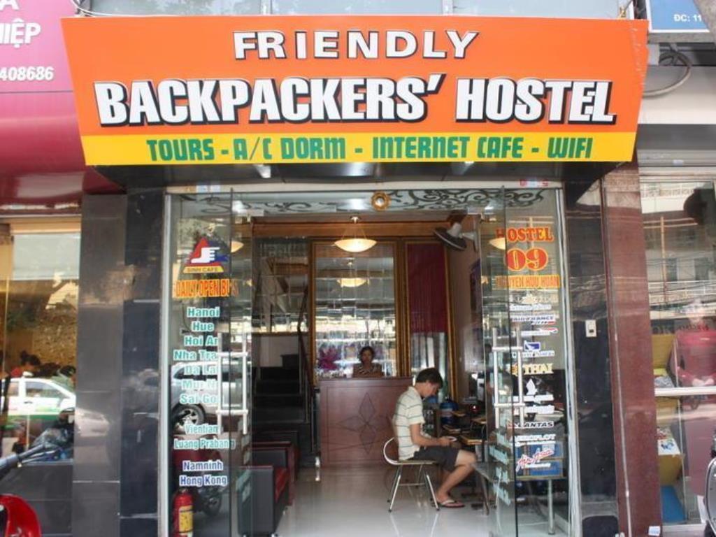 Friendly Backpackers Hostel - Hotell och Boende i Vietnam , Hanoi
