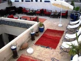 Riad Dubai Marrakech - Balcony/Terrace