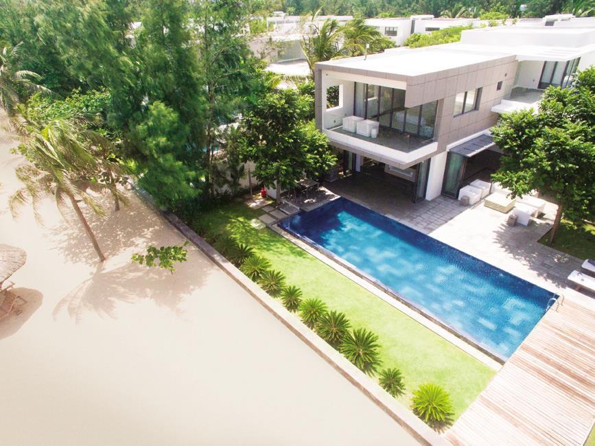Sanctuary Ho Tram Resort Community - Hotell och Boende i Vietnam , Vung Tau