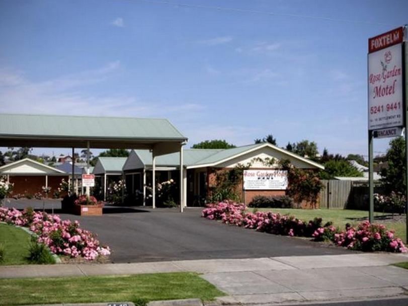 Rose Garden Motel - Hotell och Boende i Australien , Geelong