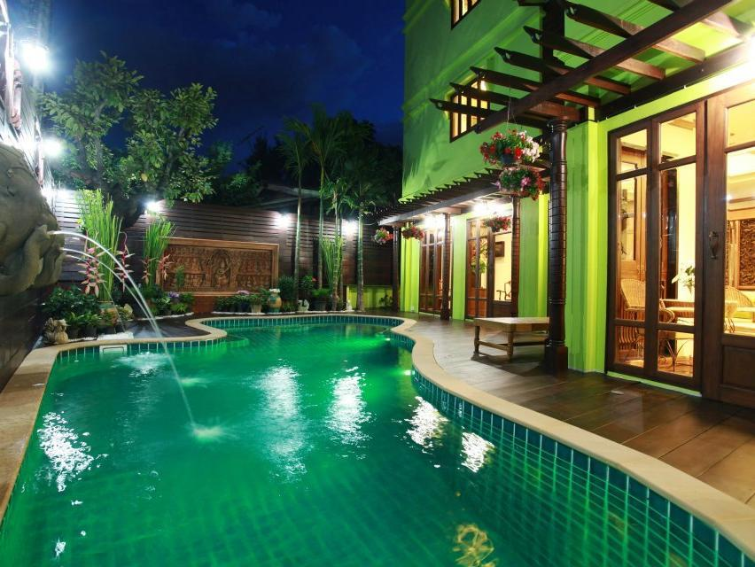 Rich Lanna House - Hotels and Accommodation in Thailand, Asia