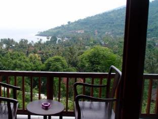 Anugerah Villas Amed Bali - Balkon/Terrasse