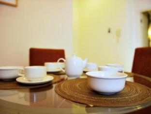 KamarSuites@ Seri Bukit Ceylon Kuala Lumpur - Dining Area