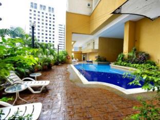 KamarSuites@ Seri Bukit Ceylon Kuala Lumpur - Swimming Pool