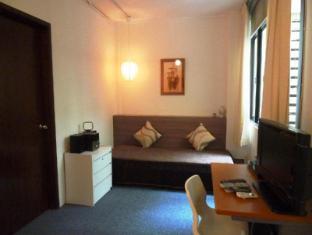 Frangipani Home Vacation @ Bukit Bintang Kuala Lumpur - Living Room