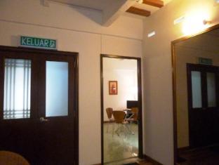 Frangipani Home Vacation @ Bukit Bintang Kuala Lumpur - Common Lounge