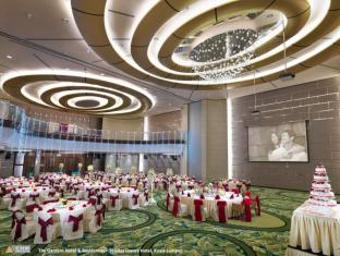 The Gardens Residences-St Giles Luxury Hotel Kuala Lumpur - Wedding Banquet Set-up