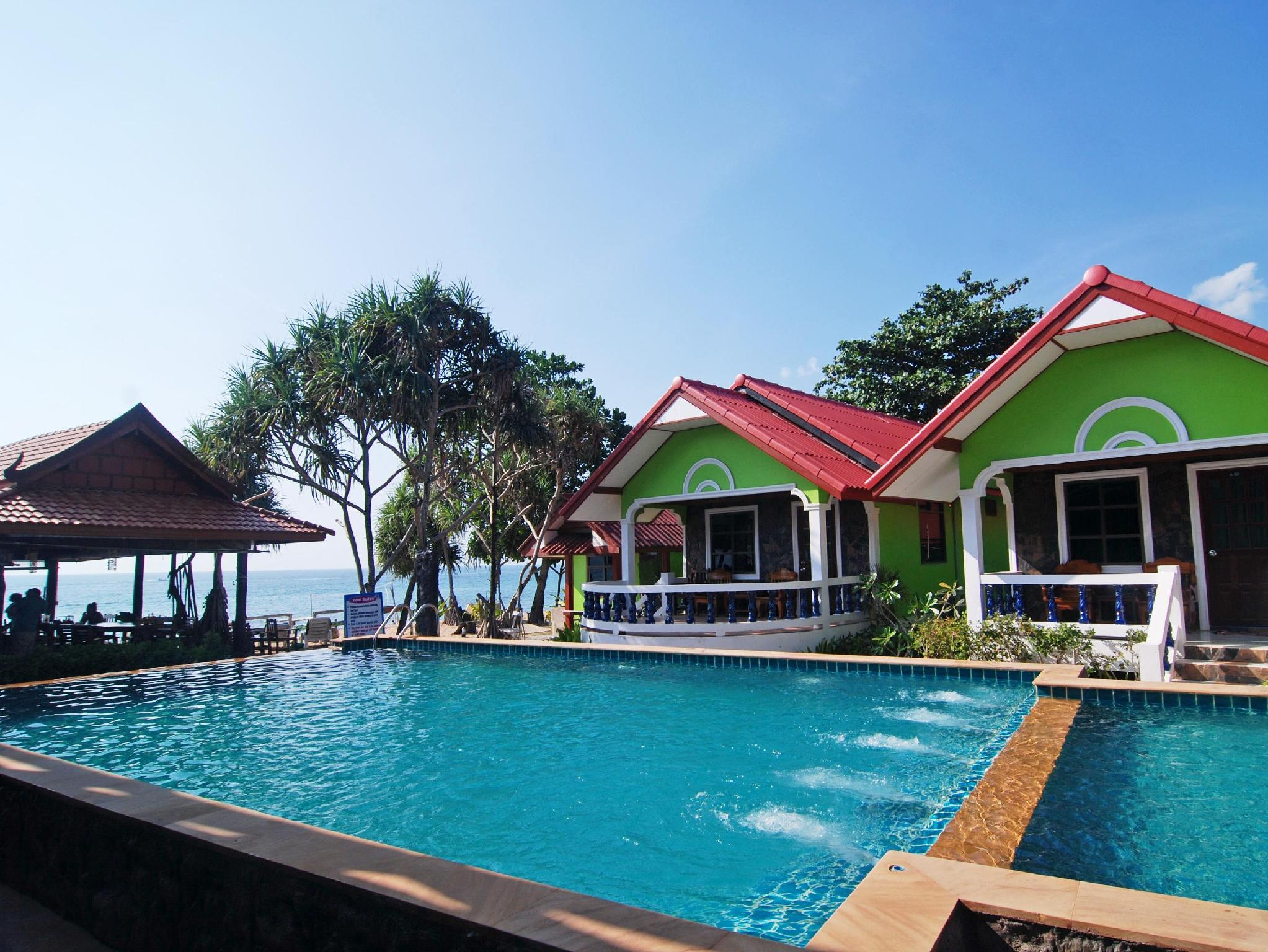 Lanta Nature Beach Resort - Hotels and Accommodation in Thailand, Asia