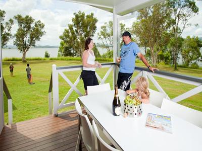 Lake Somerset Holiday Park - Hotell och Boende i Australien , Sunshine Coast