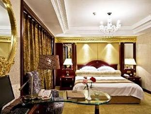 New Paris Hotel Harbin Harbin - Pokoj pro hosty