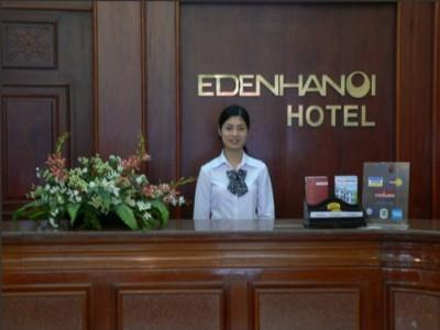 Eden Hanoi Hotel - Hotell och Boende i Vietnam , Hanoi