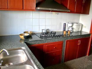 Lanta Residensea Villas Koh Lanta - Four Bedroom Villa- kitchen